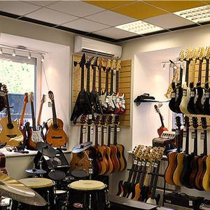 Музыкальные магазины Апрелевки