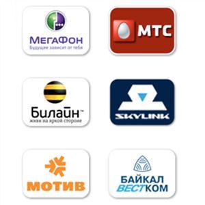 Операторы сотовой связи Апрелевки