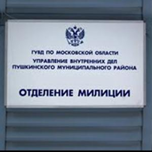 Отделения полиции Апрелевки