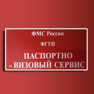 Паспортно-визовые службы Апрелевки