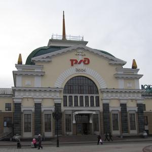 Железнодорожные вокзалы Апрелевки