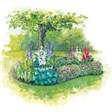 Загородный клуб Юна-Лайф - иконка «сад» в Апрелевке